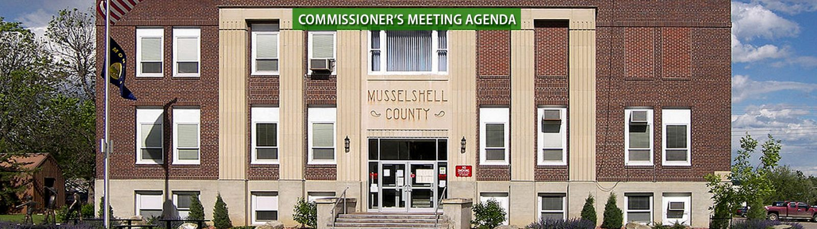 Musselshell County Commissioners Meeting Agenda