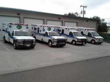 Ambulance Musselshell County
