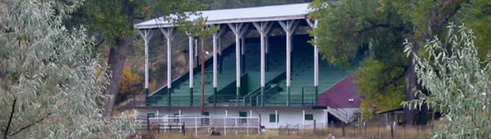 Musselshell County Fairgrounds in Roundup Montana