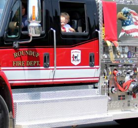 Fire Safety in Musselshell County
