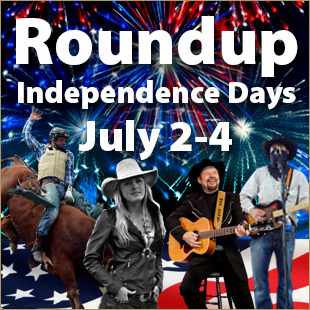 Roundup 4th of July Montana