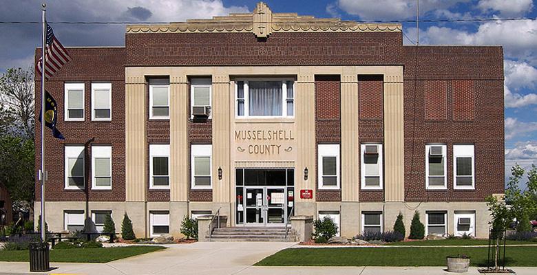 Roundup Montana Musselshell County Montana