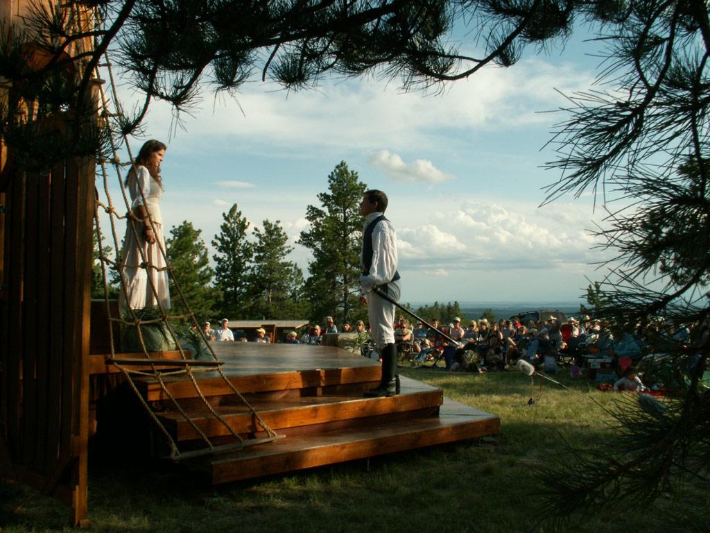 Shakespeare in the Park Program in Montana